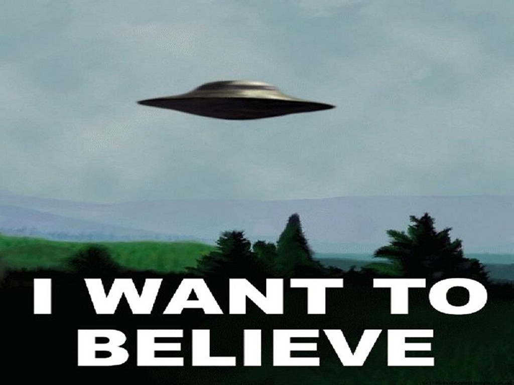 Files - I Want to BelieveI Want To Believe X Files