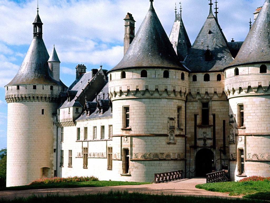 famous Castles Wallpapers